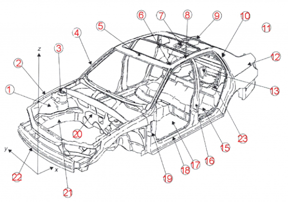 honda auto parts diagram  honda  wiring diagram images